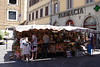 San Lorenzo street market Florence