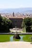Florence skyline view from Boboli Gardens