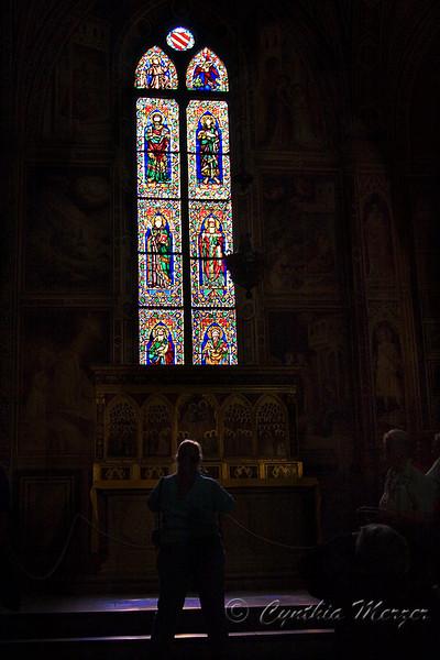 Interior; Santa Croce