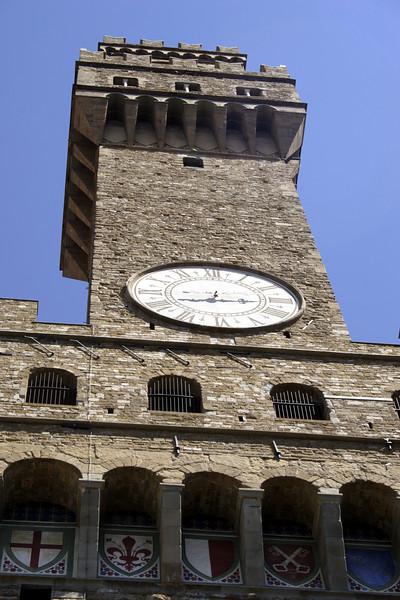 Campanile of the Palazzo Vecchio Florence