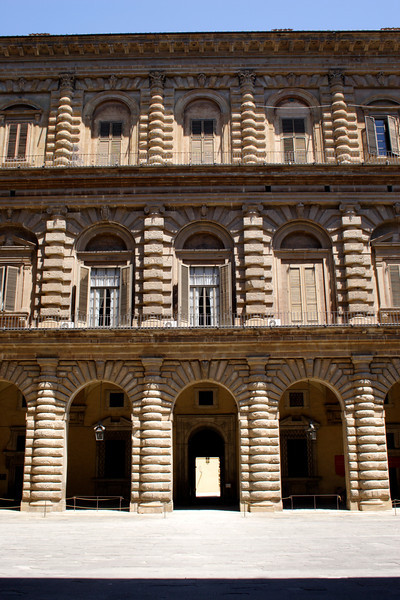 Palazzo Boboli Gardens Florence