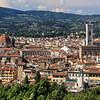 Florence City panorama