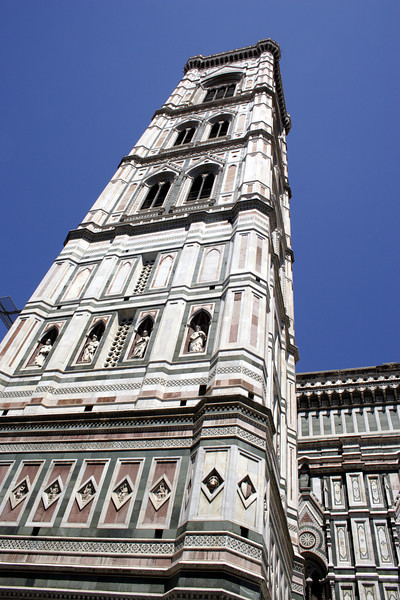 Campanile of the Duomo Florence