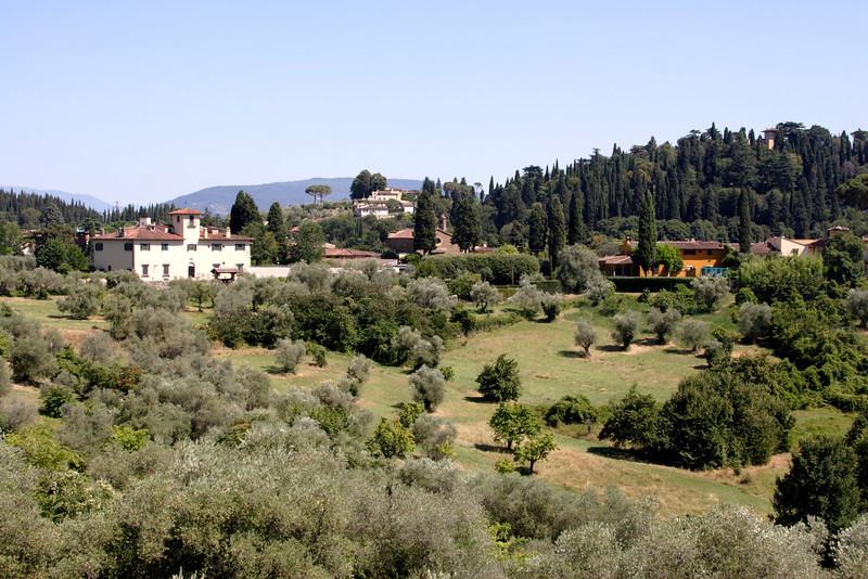 Villa Tuscany near Florence