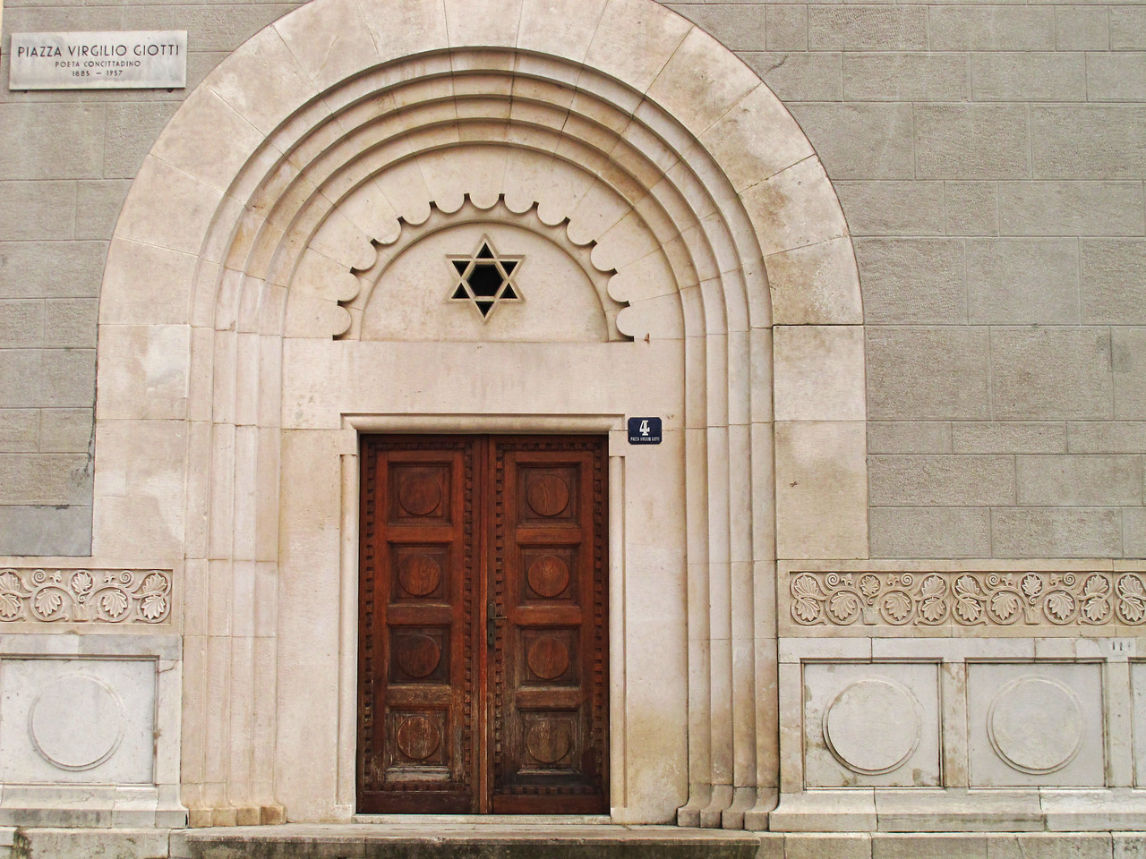 Synagogue of Trieste