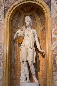 Arte Romano Imperial - Artemide sculpture C.200 AD