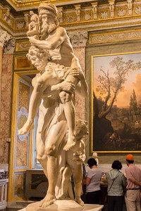 Aeneas, Anchises, and Ascanius - Bernini