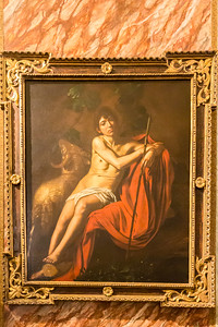 John the Baptist - Caravaggio