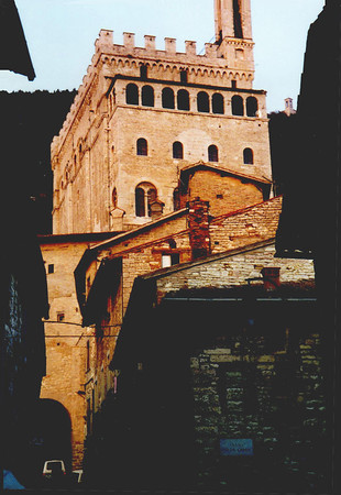 Gubbio and Assisi, Italy 1995