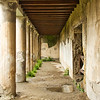 Corridor in the Herculaneum