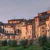 Medieval hilltop town of Colle di Val d'Esta