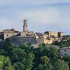 Panorama of Volterra