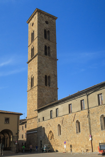 Volterra Cathedral (Cathedral of Santa Maria Assunta)