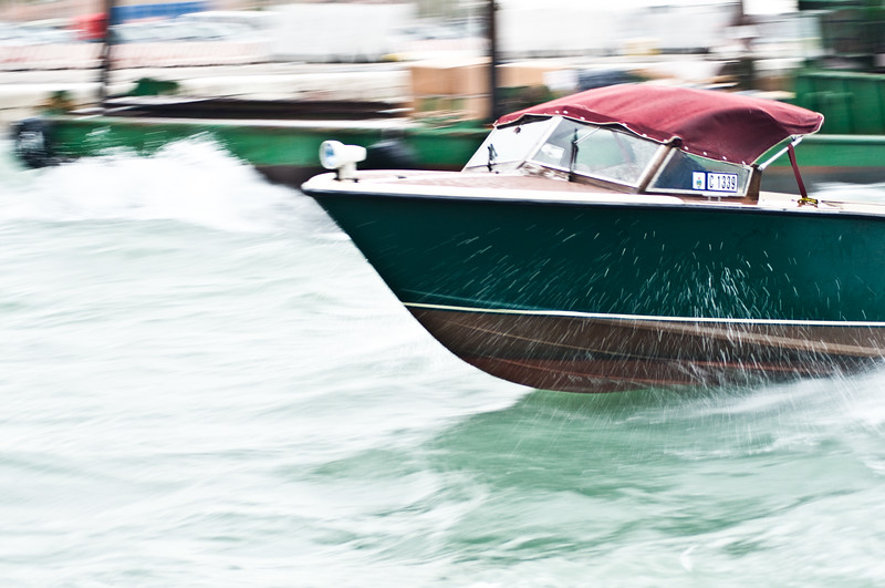 Title: Speed<br /> Date: October 2011<br /> Venice