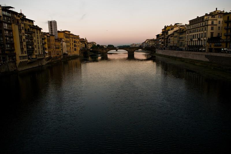 Title: Negative Space<br /> Date: October 2011<br /> Florence