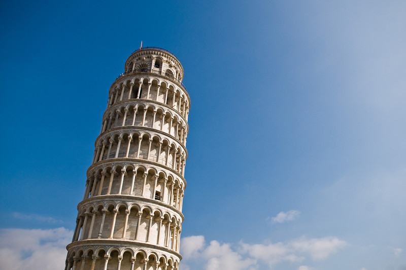 Title: The Tower<br /> Date: October 2011<br /> Pisa
