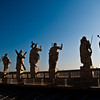 Title: Heavenly Frontline<br /> Date: October 2011<br /> Vatican City