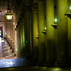 Title: Holy Hallway<br /> Date: October 2011<br /> Inside the Vatican.