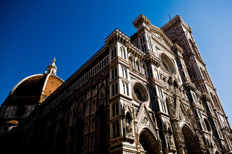 Title: Cathedral of the City<br /> Date: October 2011<br /> Florence