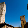 Title: Towers<br /> Date: October 2011<br /> San Gimignano, Tuscany