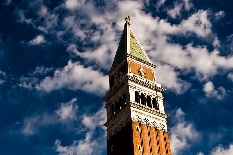 Title: Campanile di San Marco<br /> Date: October 2011<br /> Venice