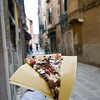 Title: Pizza for the Streets of Venice<br /> Date: October 2011<br /> Venice