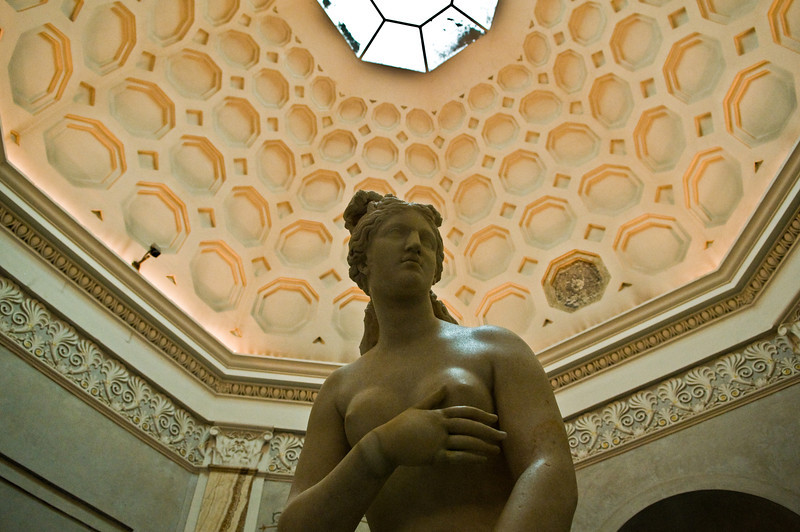 Title: Venus of the Capitoline<br /> Date: September 2011<br /> In the Captioline Museum in Rome.