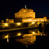 Title: Castel Sant'Angelo<br /> Date: October 2011<br /> Rome, though technically the Castel is inside the bounders of Vatican City.
