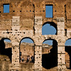 Title: Arches of the Colosseum<br /> Date: September 2011<br /> Rome