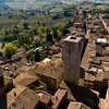 Title: Via San Giovanni<br /> Date: October 2011<br /> San Gimignano, Tuscany