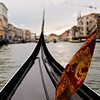Title: Lion On the Canal<br /> Date: October 2011<br /> Venice