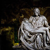 Title: Pieta<br /> Date: October 2011<br /> Michelangelo's Pietà inside Saint Peter's Basilica.
