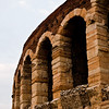 Title: Arches of the Arena<br /> Date: October 2011<br /> Verona