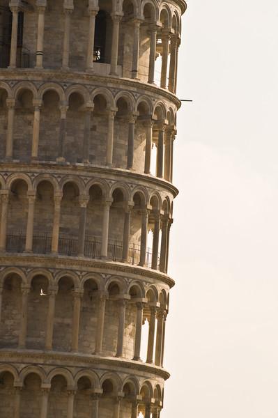 Title: It Leans<br /> Date: October 2011<br /> Pisa