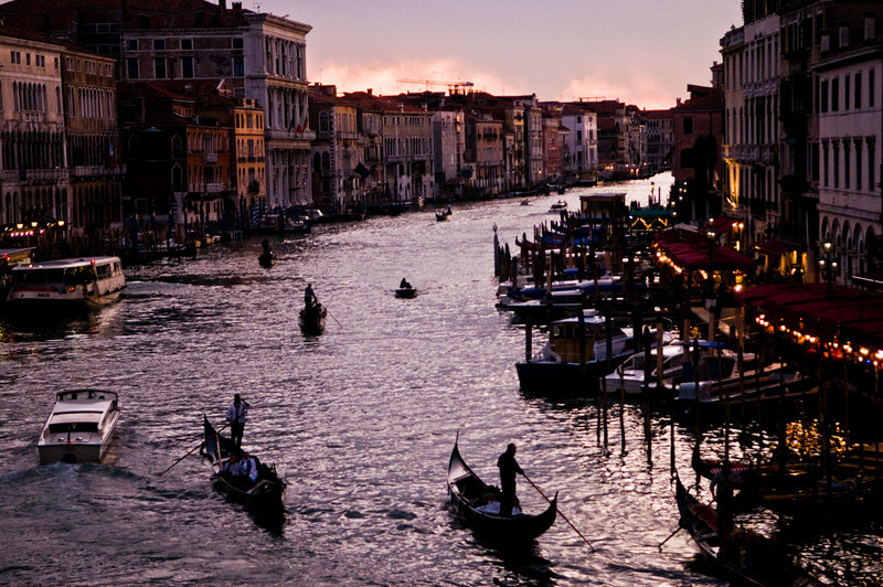 Title: The View<br /> Date: October 2011<br /> Venice