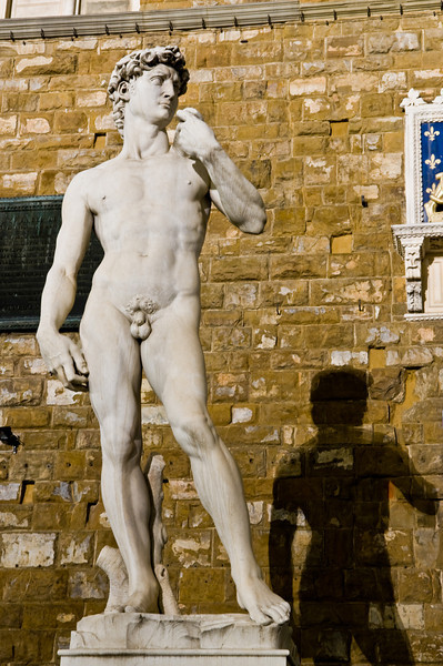Title: David at Night<br /> Date: October 2011<br /> Florence