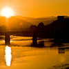 Title: Morning Light of the Ponte alle Grazie<br /> Date: October 2011<br /> Florence