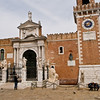 Title: Activities at the Arsenale<br /> Date: October 2011<br /> Venice