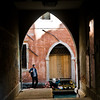 Title: Archways of Venice<br /> Date: October 2011<br /> Venice
