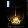 Title: Mother Mary's Comfort<br /> Date: October 2011<br /> Michelangelo's Pietà inside Saint Peter's Basilica.