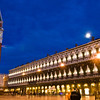 Title: Moon Over San Marco<br /> Date: October 2011<br /> Venice