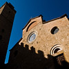 Title: Main Church<br /> Date: October 2011<br /> San Gimignano, Tuscany