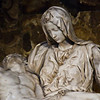 Title: Mother Mary<br /> Date: October 2011<br /> Michelangelo's Pietà inside Saint Peter's Basilica.