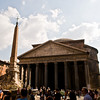 Title: Pantheon<br /> Date: October 2011<br /> Rome