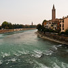 Title: River Adige<br /> Date: October 2011<br /> Verona