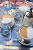 Cappuccino Tray at Eustacchio's