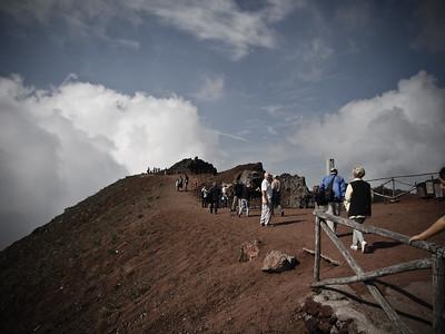 Italy (2004): Mt. Vesuvius