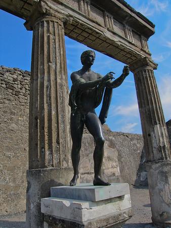 Italy (2004): Pompeii