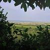 View from the Villa in La Castagna