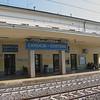 Train Station at Camucia / Cortona